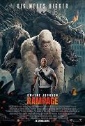 Poster undefined          Rampage Ničitelé