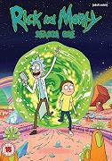 Poster undefined          Rick a Morty (TV seriál)