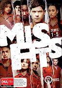 Poster undefined          Misfits: Zmetci (TV seriál)