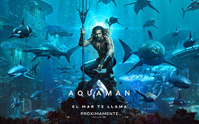 Poster undefined          Aquaman