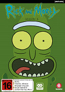 Poster undefined          Rick and Morty (TV seriál)