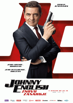 Johnny English znovu zasahuje