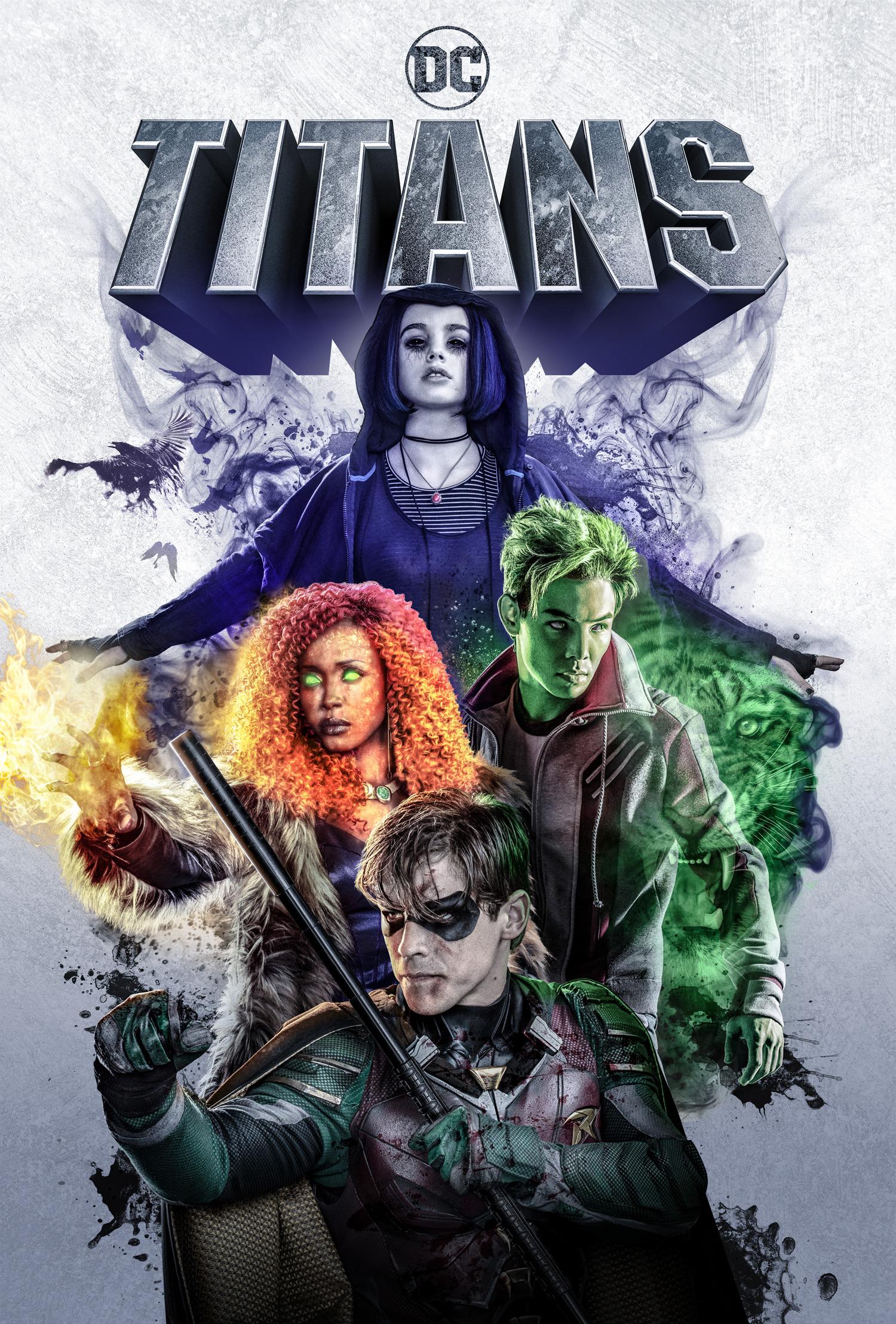 Teen Titans porno galérie