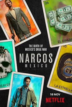Výsledek obrázku pro narcos mexico csfd