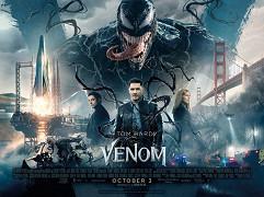 Poster undefined          Venom