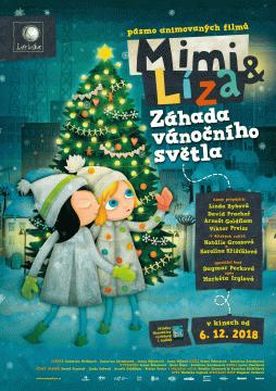 Mimi & Líza: Záhada vánočního světla