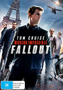 Poster undefined          Mission: Impossible - Fallout