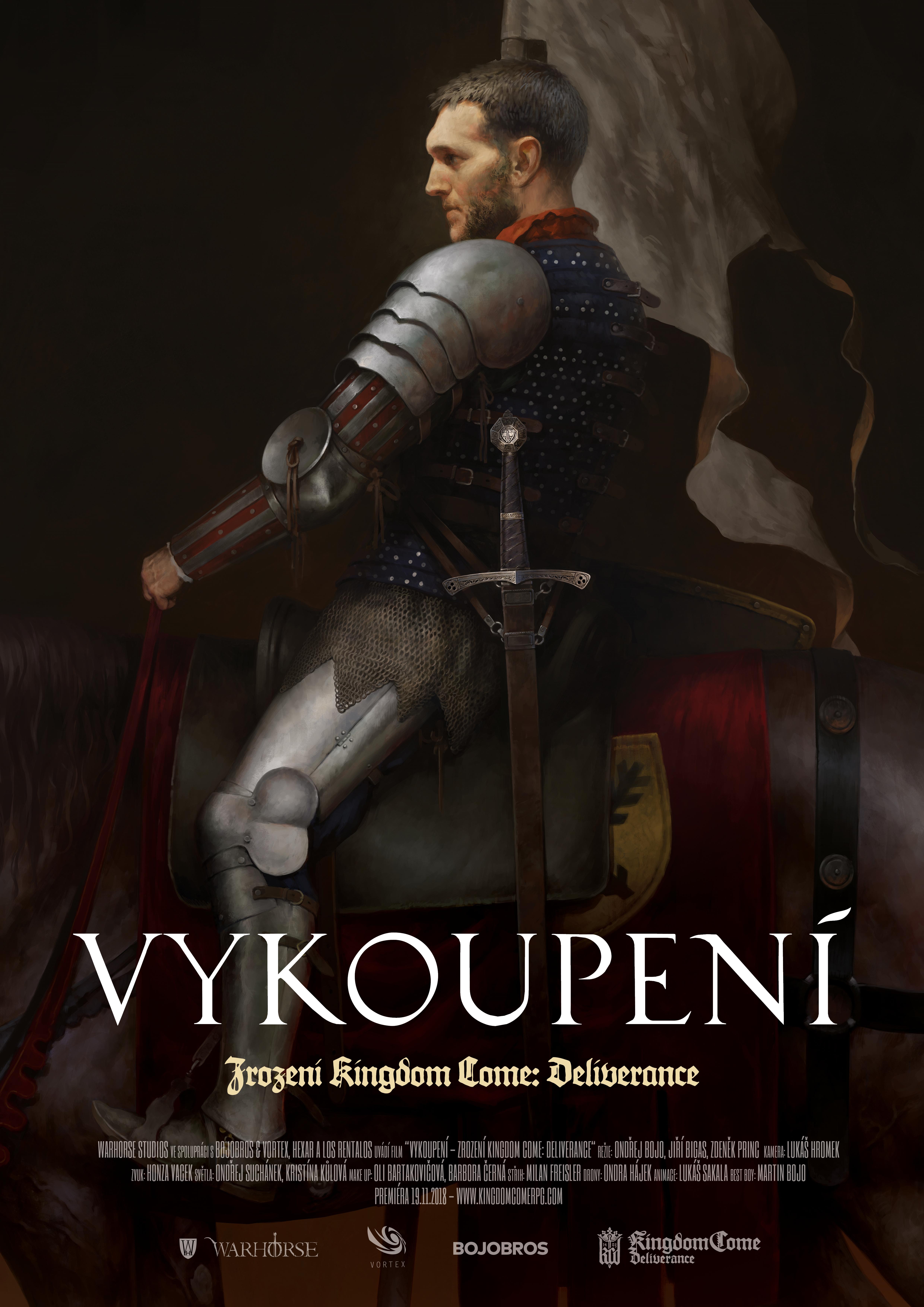 Vykoupení: Zrození Kingdom Come: Deliverance