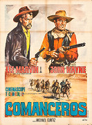 Poster undefined          Comancheros