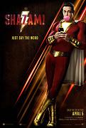 Poster undefined          Shazam!