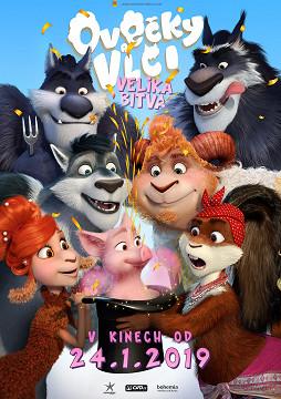 Ovečky a vlci: Veliká bitva