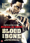 Poster undefined          Blood and Bone