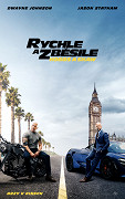 Poster undefined          Rychle a zbÄsile: Hobbs a Shaw