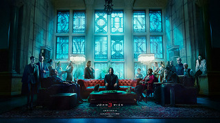 Poster undefined          John Wick 3