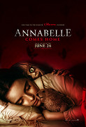 Poster undefined  Annabelle 3