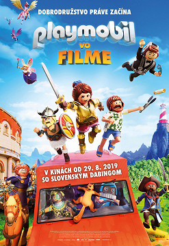 Playmobil ve filmu