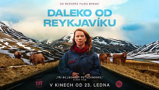 Poster undefined Daleko od Reykjavíku