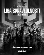 poster k filmu Liga spravedlnosti Zacka Snydera