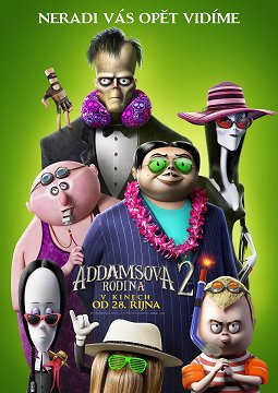 Addamsova rodina 2 | Halloween v kině