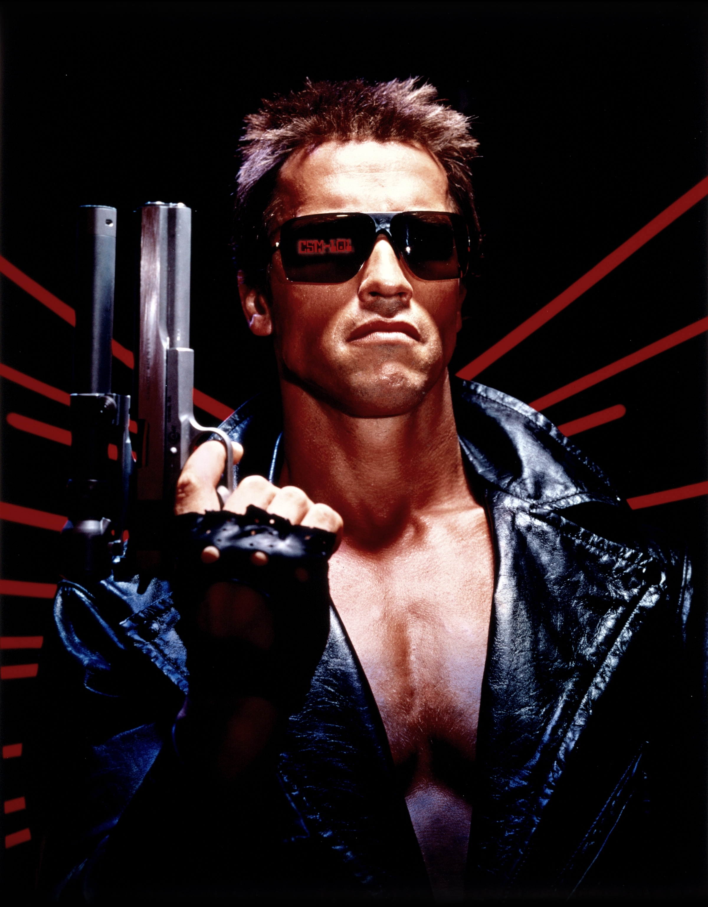 Arnold Schwarzenegger veľký péro