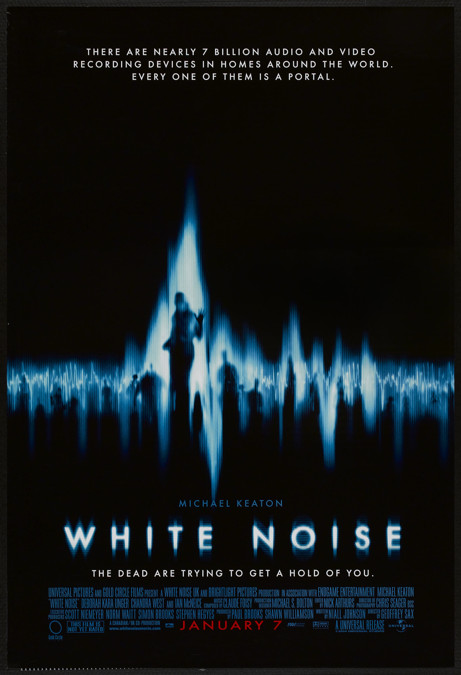 Hlas smrti / White noise (2005)