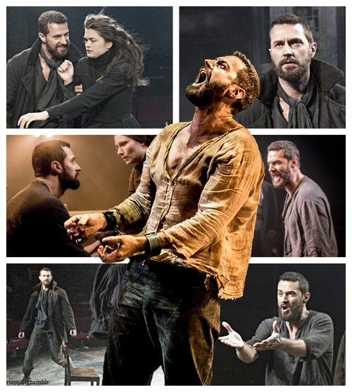 Richard Armitage - the Cruciable