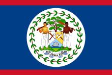 Vlajka Belize