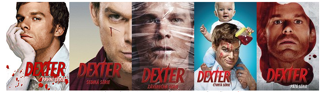 WATCH TO LAST MINUTE #8 - Dexter