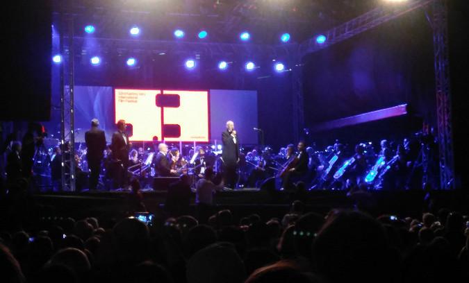 38ebc1757b3 Slavnostní zahájení s koncertem věnovaným Milošovi Formanovi