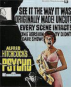 Psycho - naprosto dokonalá filmařina a předchůdce slasher hororů