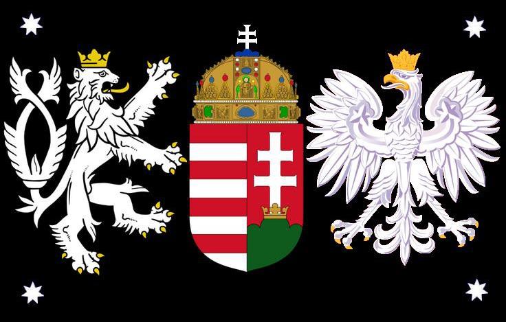 Stará dobrá vlajka Karpanónie...