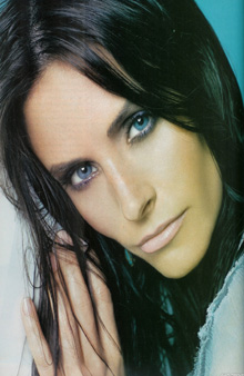 Courteney Cox Arguette