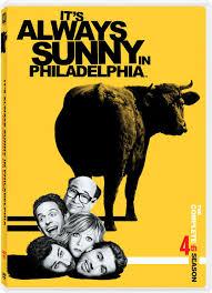 It's always sunny in Philadelphia 81%