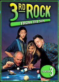3rd rock from the sun 72%