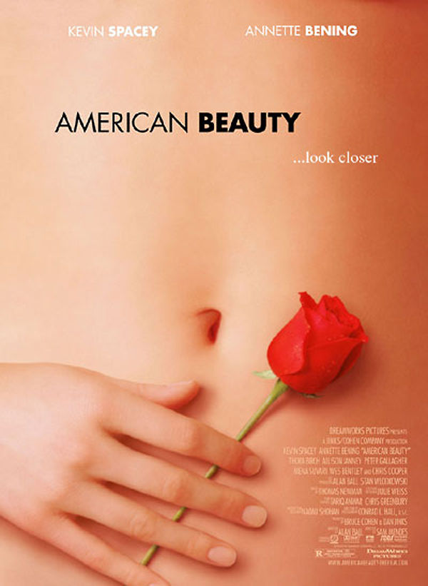 American Beauty s Kevinem Spacey