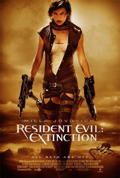Resident Evil - Extintion