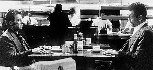 Robert DeNiro / Al Pacino