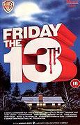 Poster k filmu Pátek třináctého