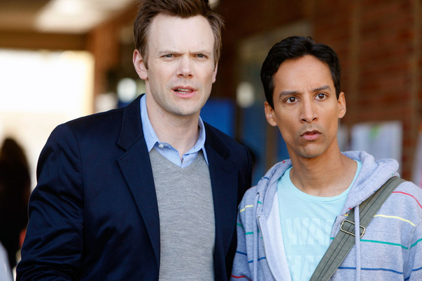 jeff & abed