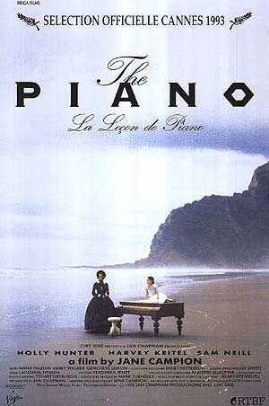 Piano, The 1993