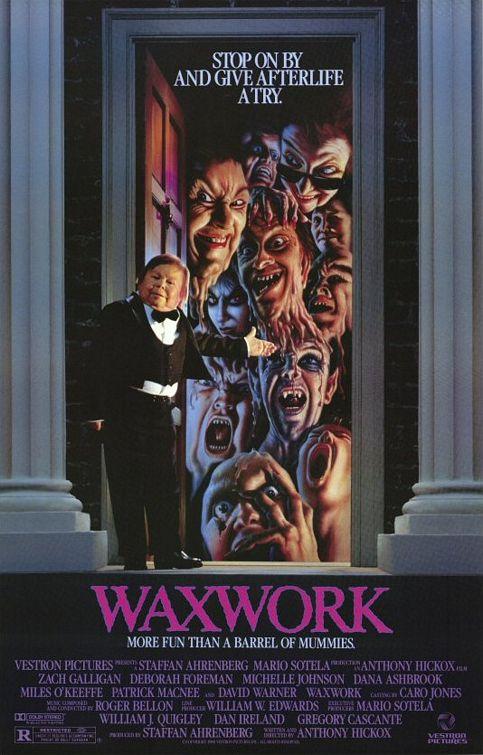 Waxwork 1988