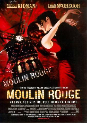 Moulin Rouge! 2001
