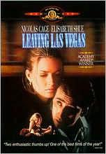 Leaving Las Vegas with Nicolas Cage: DVD Cover