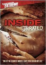 Ŕ l'intérieur with Alysson Paradis: DVD Cover