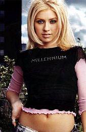Začátky, první album Christina Aguilera