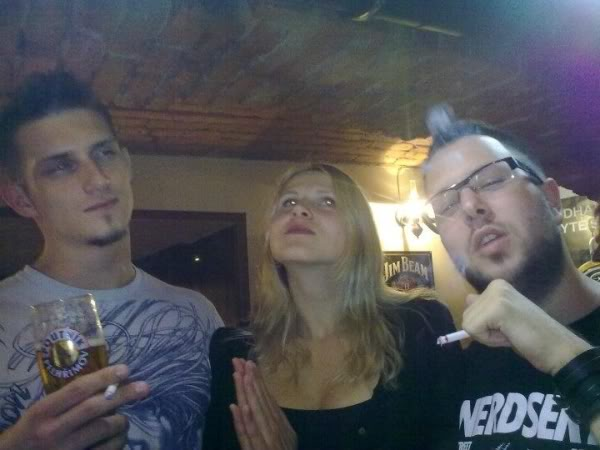 Brno-Praha Crew
