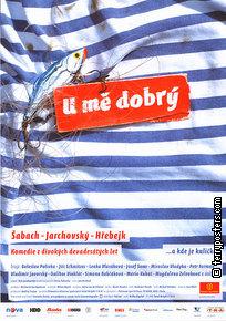 Lenivá, letní, bzučením much ovívaná komedie české školy.