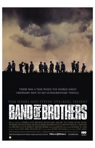 Jak někdo trefně poznamenal, Bratrstvo neohrožených je desetkrát delší a syrovější vojín Ryan a špičková práce.