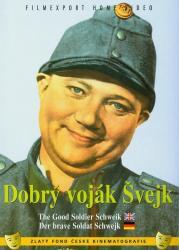 Dobrý voják Švejk - Geniální satira s nezapomenutelným Švejkem Rudolfem Hrušínským.....