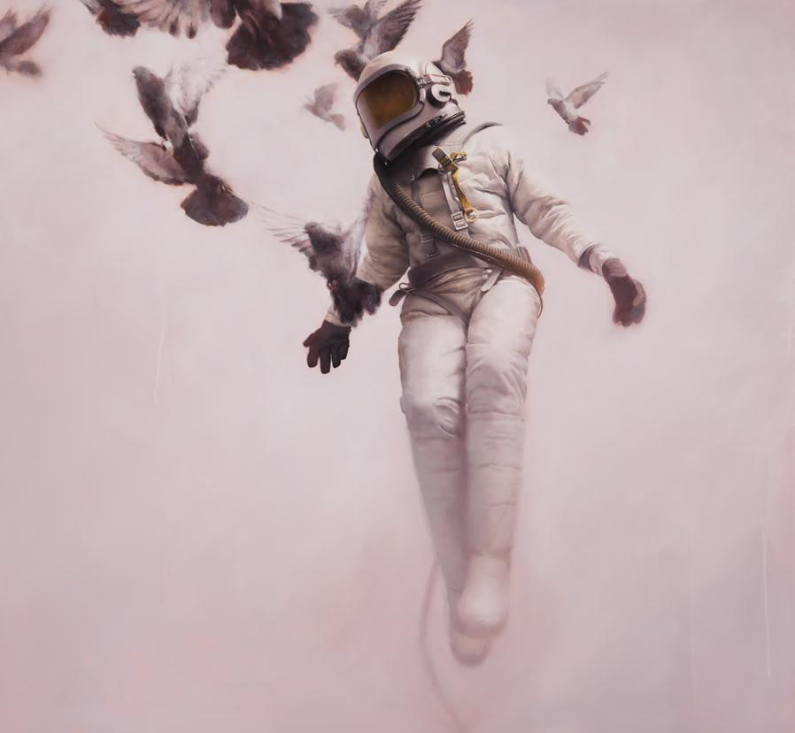 The White Cosmonaut